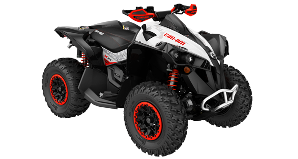 ATV Quad Can Am Renegade 570 X XC