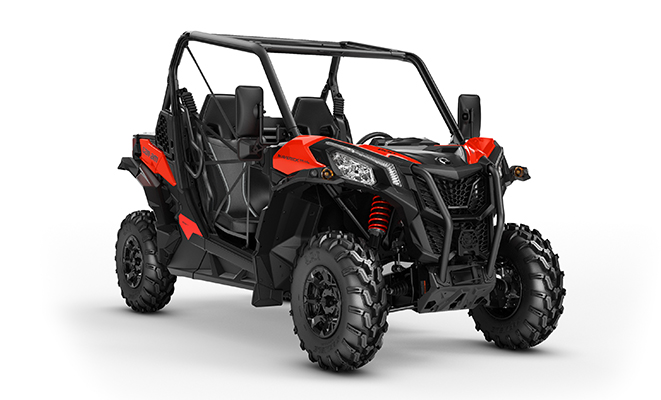 canam maverick trail 800 dps