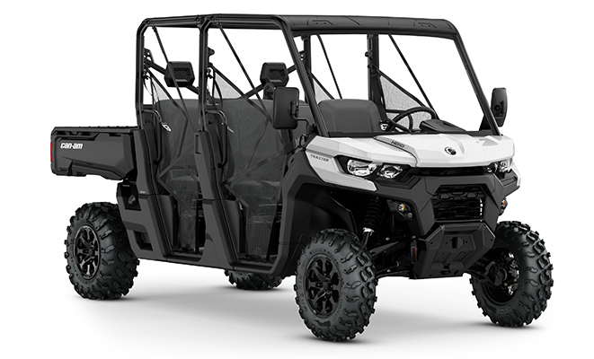 canam traxter max hd8 dps
