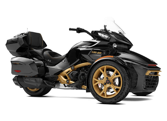 canam spyder f3 ltd 10th anniversary