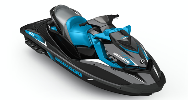 Sea Doo GTR 230 MY17 Black Octane Blue